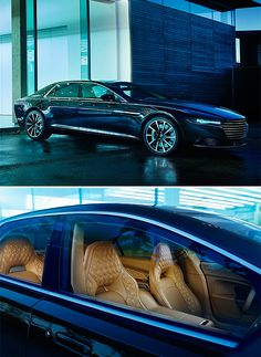 Aston Martin Lagonda Sedan….This is a beautiful and powerful car.. A must have for me