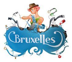 Eva - Youth Hostel - Jacques Brel - Bruxelles
