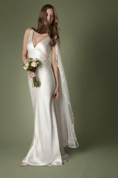 The heavenly new collection from The Vintage Wedding Dress Company including Victorian and Edwardian inspired gowns