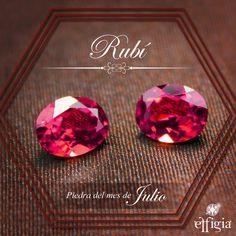 La piedra del mes de Julio es el Rubí, conoce más de esta piedra preciosa y legendaria en el siguiente link:http://effigia.ec/2017/07/01/rubi-piedra-natal-julio/