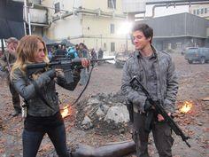 Behind the Scenes - Hal & Maggie Photo (34798026) - Fanpop
