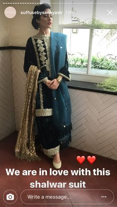 New wedding guest outfit indian salwar kameez Ideas Pakistani Wedding Outfits, Pakistani Bridal, Pakistani Dresses, Indian Dresses, Indian Outfits, Shadi Dresses, Wedding Party Dresses, Wedding Attire, Bridal Dresses
