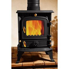 2018 New Heating efficiency Cast Iron Log Burner Wood Burning Stove White Wood Paneling, Painted Wood Floors, Cherry Wood Kitchens, Stove Accessories, Wood Floor Texture, Types Of Wood Flooring, Log Holder, Wood Floor Kitchen, Thing 1