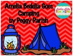 This is a good comprehension packet for Amelia Bedelia Goes ...