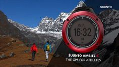 Suunto Ambit2 and Ambit2 S - All-in-one GPS watches