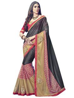 http://Multi Colored Lycra Saree #mozzafiate #indiansaree #bridalwear #lehenga #indianwear #indianbride #indianfashion #bridal #indiawedding #indiandesigner #desifashion #desiwedding ##salwarsuit #salwarkameez #trends #ethnics #bride #womenwear #weddingwear #clothing #india #shopping #onineshop #anarkali #anarkalisuit #fashionista #traditional #saree #trendy #bridallehenga #partywearsalwarsuit #printedsalwarsuit #printedsaree #partywearsaree #designersaree