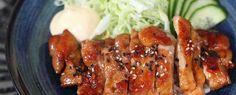 Teriaki Chicken and