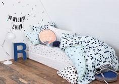 Ook voor jongens heel leuk beddengoed te vinden - Cotton On Kids