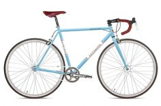 "Viking Racemaster Retro Fixi Speed Bike - Bicicleta de carreras (28"") Road Handlebar Talla:59 cm"