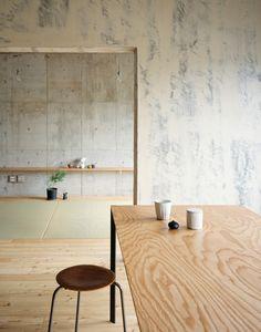Naruse Inokuma Architects + Hiroko Karibe Architects – Tokyo, Japan.