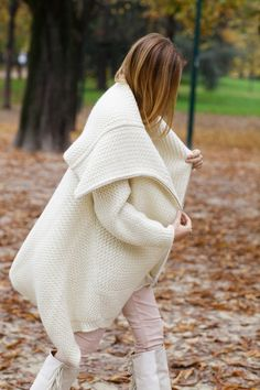Chunky knit - I HAVE THIS HUGE OBSESSION WITH SWEATERS
