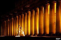Alex Beckett Wedding at the Royal Naval College Academy Greenwich London (Vi & Al)