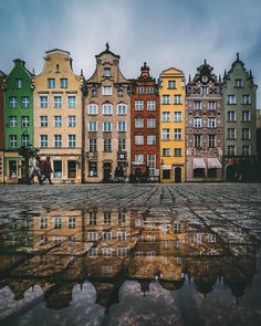 Inspirational reflections in Poland (: - via Beautiful Destinations on : Amazing Destinations - International Tips - Dream - Exotic Tropical Tourist Spots - Adventure Travel Ideas - Luxury and Beautiful Resorts Pictures by Amazing Destinations, Travel Destinations, Wonderful Places, Beautiful Places, Visit Poland, Cities In Europe, Europe Europe, Travel Europe, Eastern Europe