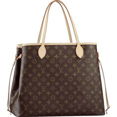 Louis Vuitton Neverfull GM Monogram Canvas M40157
