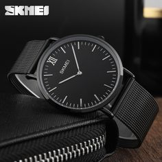3 Atm Water Resistant Quartz Watches Fitness Metal Brand Fancy Watches For Men