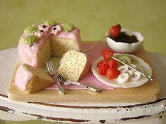 Miniature food, so real o.o