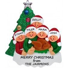 Christmas Dinner-Family of 5