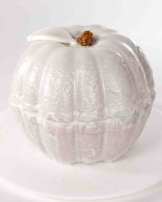 Pumpkin Marble Cake Recipe