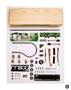 Theremin, by Moog.