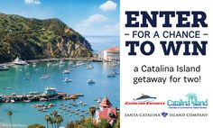 Win A Catalina Island Getaway from Southwest