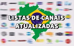 Ótimas listas atualizadas. Listas de Canais, Filmes, Series, Desenhos, Animes e mais. Melhor Lista IPTV do Brasil, KODI, IPTV, Listas IPTV para SmartTV grátis, celular, computador, a melhor lista de canais sempre atualizada.