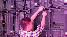 ES12 Creative LED Screens Unit Moudle Install and Disassemble