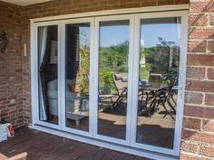 bi-fold doors, internal, uPVC Replacement B-Folds Bedford, Milton Keynes, Luton Milton Keynes, Patio Doors, Wow Products, Windows, Window, Ramen
