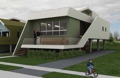 Planos gratuítos de casas ecológicas diseñadas por los mejores arquitectos del mundo