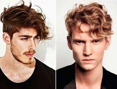 30 cortes masculinos para cabelo ondulado http://salaovirtual.org/cabelo-ondulado-masculino/ #cabelosmasculinos #ondulados #cacheados #salaovirtual