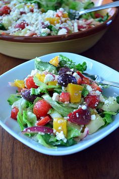Love Greek salad