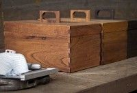Abner Wooden Tool Box