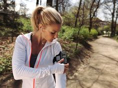 Charge Your Phone With Your Own Sweat #SELFMagazine #FitnessTechnology