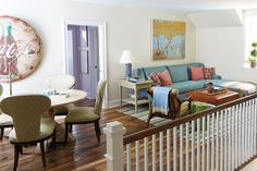 2015 Southern Living Idea House designed by Bunny Williams in Charlottesville, Virginia