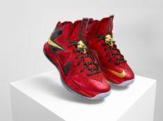 "Nike LeBron X ""Championship Pack"" Luvas, Fotos Fodas, Sapatos, Nike Outlet Tênis, Tênis Nike Grátis, Nike Roshe, Nike Lebron, Tênis De Basquete Nike, Cesta De Basquete"