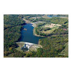 Black & Veatch's Lake Lenexa Dam and Reservoir project. #Kansas