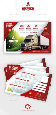 International Postcard Template PSD, InDesign INDD. Download here: https://graphicriver.net/item/international-postcard-templates/17446501?ref=ksioks