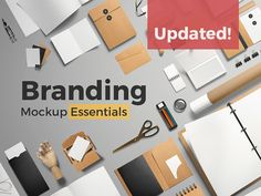 "Popatrz na ten projekt w @Behance: ""Branding Mockup Essentials"" https://www.behance.net/gallery/37738057/Branding-Mockup-Essentials"