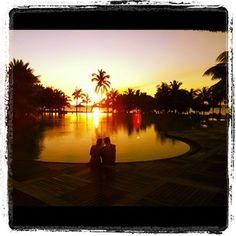 Bye Bye Dinarobin #Mauritius #bchotels  - nussari on Instagram