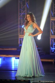 miss argentina 2015 ball gown - Google Search