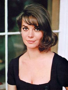 """""""""""I didn't know who the hell I was. I was whoever they wanted me to be, they being agents, producers, directors, or whoever else I was trying to please at the time."""" Natalie Wood"""