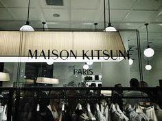 maison kitsune logo - Google Search