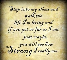MS = Keep Fighting, Positive and Stay Strong
