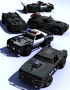 Cars in the game