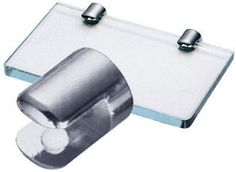 "CRL Chrome 25/32"" Diameter No-Drill Shelf Clamp for 3/8"" Glass by CR Laurence by CR Laurence. $10.82. Color: Chrome Diameter: 25/32 in (20 mm) Overall Diameter: 25/32 in (20 mm) Glass Thickness: 3/8"" (10 mm) Fabricated From Solid Brass with Chrome or Gold Plated Finishes Secure Glass with Set Screws - No Drilling of Glass Required For 3/8"" (10 mm) Thick Glass CRL No-Drill Glass Shelf Clamps are made of solid brass with a beautiful chrome or gold plated finish. They make mounting..."