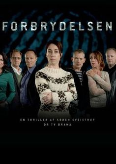 The Killing: tense, well-written crime drama from Denmark. Nordic Noir!    :-)