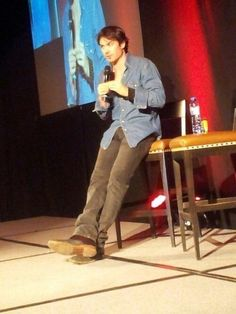 Mr @Halle McClintock Looking Steamy  Dreamy At #BloodyNightCon. (Been Watching allot of Greys Lately..) http://sulia.com/channel/vampire-diaries/f/74723565-a1c4-49ed-8d06-1ba80acf62e4/?pinner=120042853