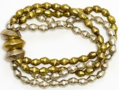Tangled Beads Bracelet @Noonday Collection