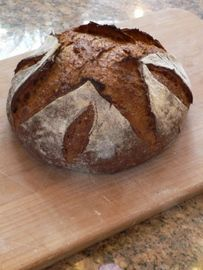 Sourdough Rye Bread This is my favorite rye bread recipe of all time… so far. I could have just as easily called it Swedish Rye Bread or Aroma Therapy Bread for that matter (takes the coveted baking bread smell to another level)