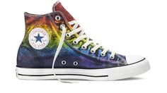 LGBT-Supporting Sneakers : LGBT pride and equality