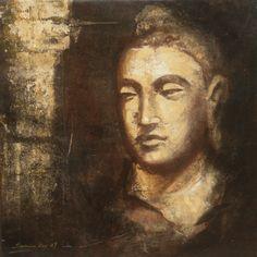 """Untitled"" Buddha by Sameer Ray"